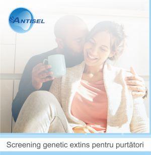 Screening genetic extins pentru purtători